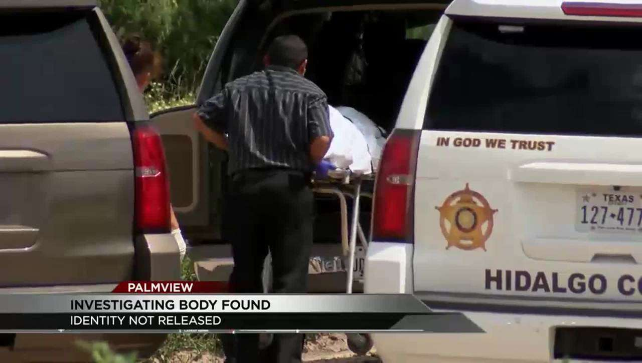 Hidalgo County Sheriff's Office Investigating Dead Body