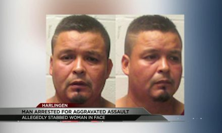 Harlingen Man Arrested for Aggravated Assault