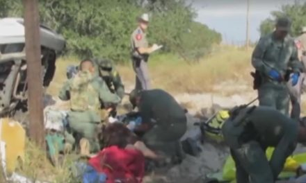 Federal funds are being requested to aid Border Patrol Rescues