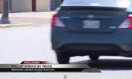 Harlingen Police Investigating Hit and Run