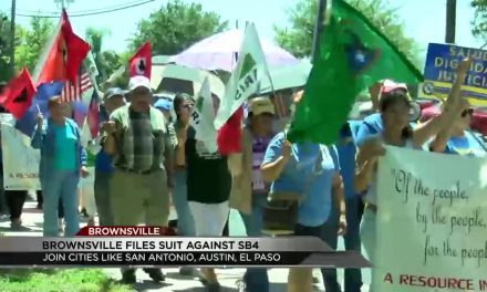 Brownsville Joins Cities Suing Over SB4