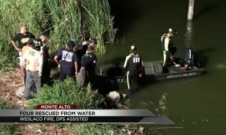 Four Rescued From Delta Lake After Boating Accident