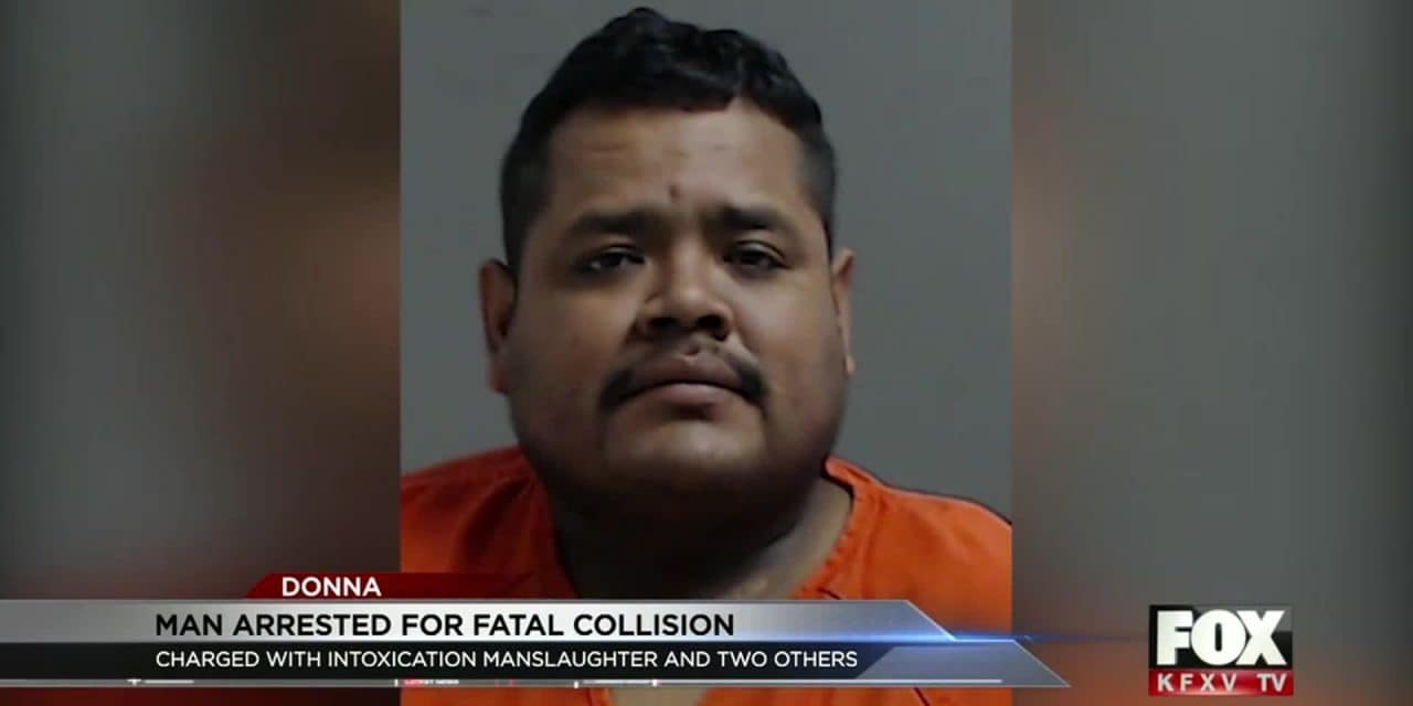 Man Arrested for Fatal Collision That Killed 2-Year-Old