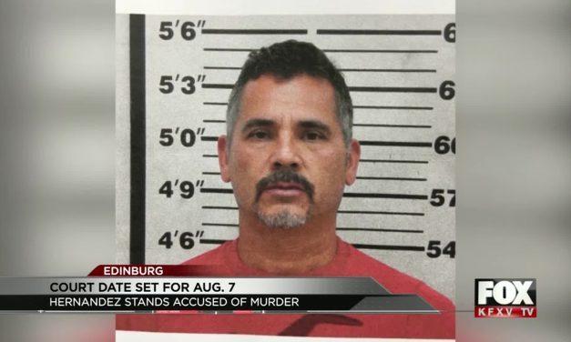 Court Date Set for Donna Murder