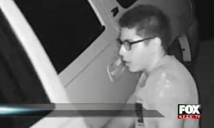 Have you seen this person? McAllen Police Search for Burglary Suspect