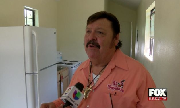 Blessings after a tragedy, Community Comes together to rebuild home