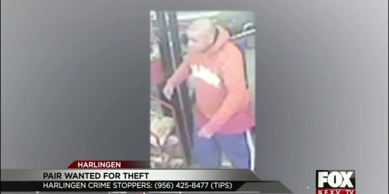 Can you identify these men? Suspects Wanted for Theft
