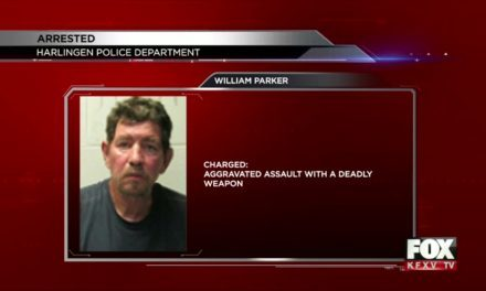 Harlingen Man Arrested After Pulling Gun on Woman