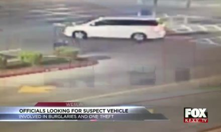 Weslaco Police Search for Vehicle of Interest