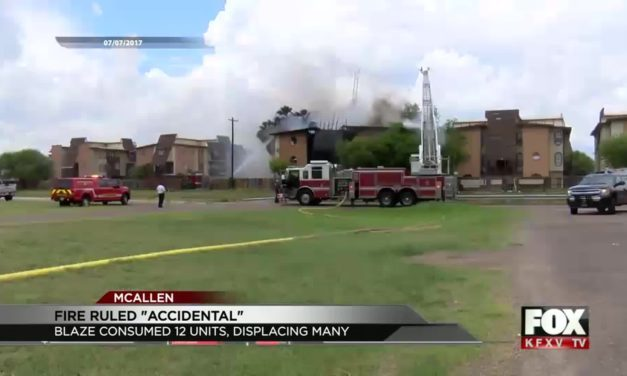 Blaze Ruled 'Accidental'; Case Closed