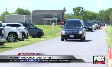 Mother and Child Laid to Rest in Brownsville