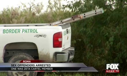 Border Patrol Captures Sex Offenders and Zeta Member
