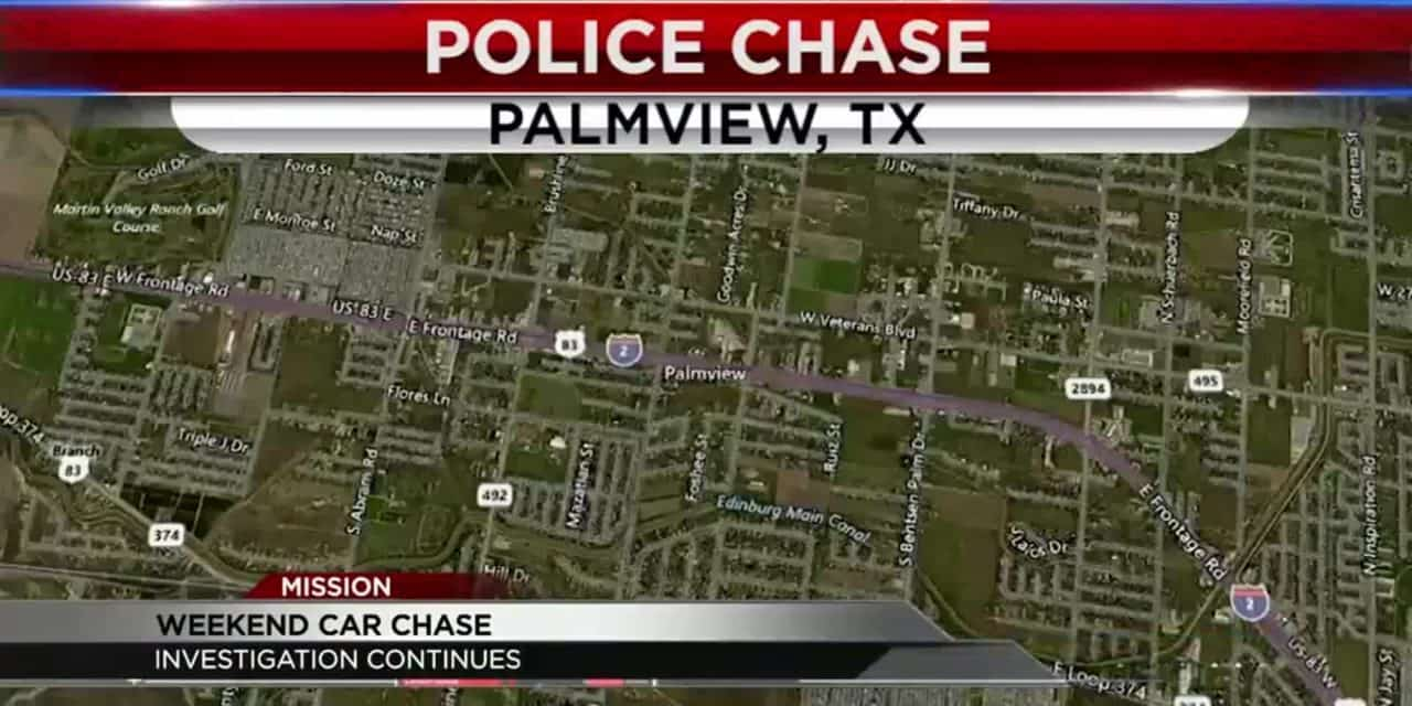 Car Chase Ends in Crash Investigated