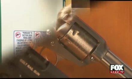 Concealed Handguns Allowed on Jr. College Campus'