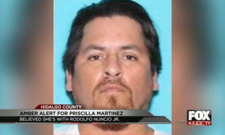 Amber Alert: 13-Year-Old Priscilla Martinez