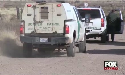 Woman Gives Birth in the Back of a Border Patrol Vehicle