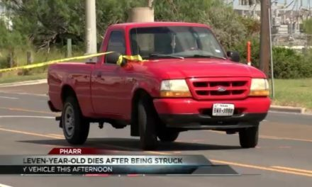 Pharr Police Investigate Fatal Accident