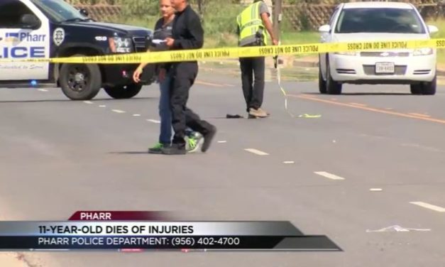 Pharr Police investigate fatal auto-pedestrian collision