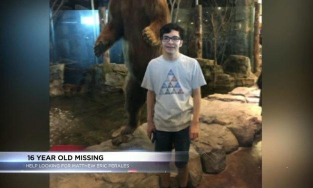 Missing 16-year-old boy from Mission area