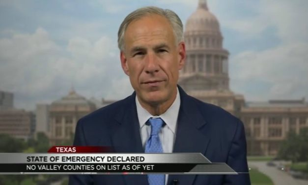 State of Emergency  declared by Texas Governor Abbott