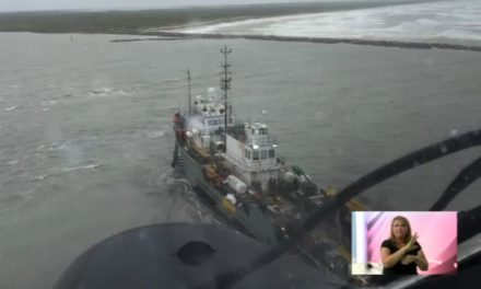 Twelve rescued near Port Mansfield