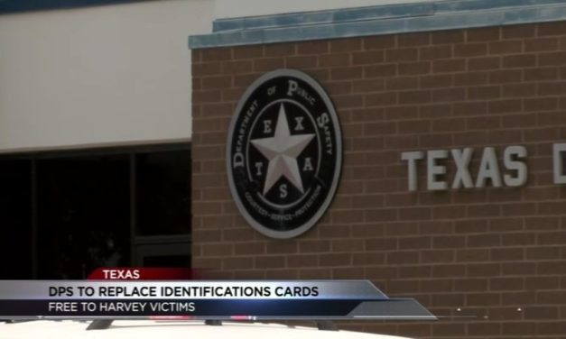 Lost identification can be replaced for free at your local DPS Office
