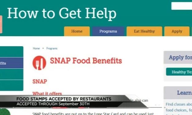 USDA: SNAP Recipients can now purchase Hot Foods