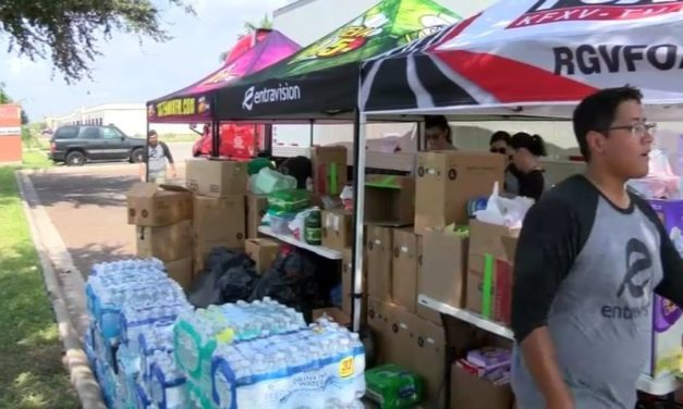 Day 2 of our 4 day supply drive to help victims of Hurricane Harvey