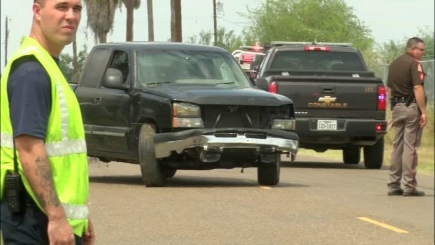 Suspects lead authorities on a chase in Mission