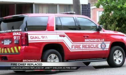 Brownsville Fire Chief Steps Down