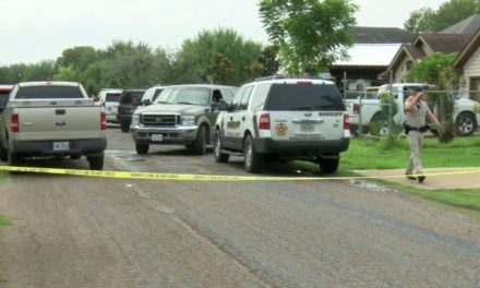 Authorities discover a body in Donna