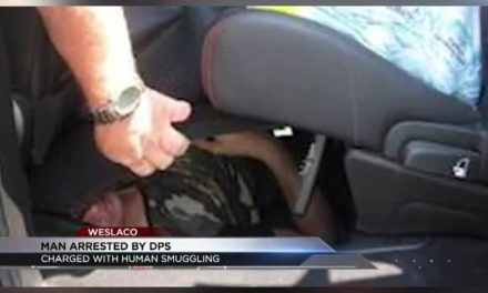 Routine Traffic Stop in Weslaco Yields Human Trafficking Cargo