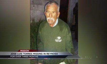 Jose Luis Torres Missing in Reynosa