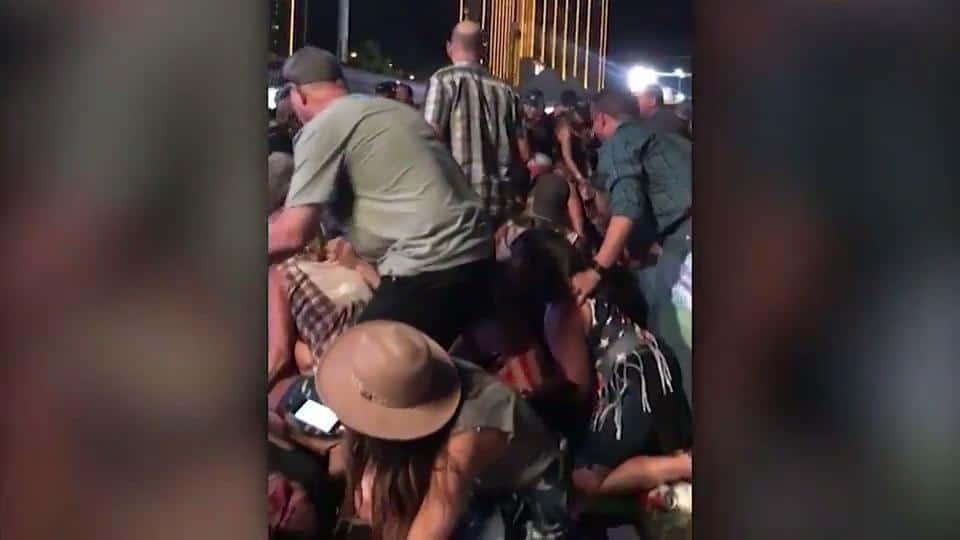 Exclusive: Concert Attendee recalls Las Vegas Shooting