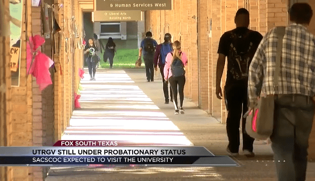 UTRGV Facing Accreditation Visit this Week to Determine Probation Status