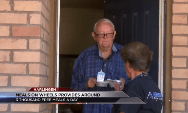 Fox Special Report: Amigos Del Valle delivers thousands of meals to elderly residents across the RGV