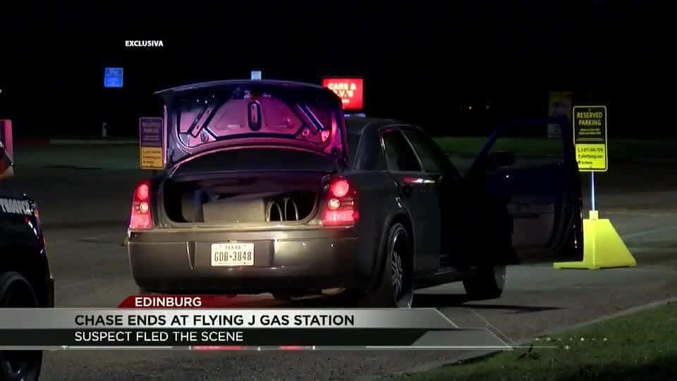 DPS investigating a chase in Edinburg early Sunday morning