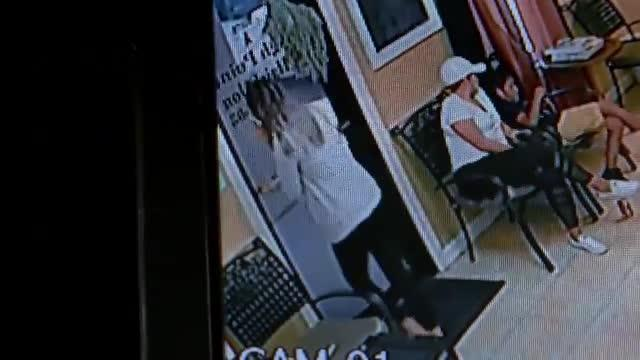 Weslaco Beauty Thief Sought by authorities