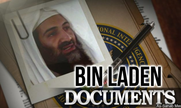 CIA releases more files it says came from bin Laden raid, including his journal