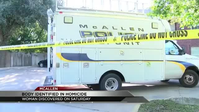 Mcallen police charge a person of interest in the death of 61 year old Maria Alisa Garza