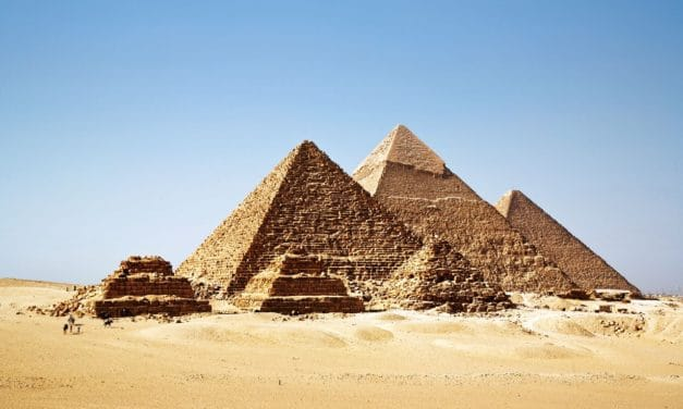 Scientists discover mysterious 'void' in Great Pyramid of Giza