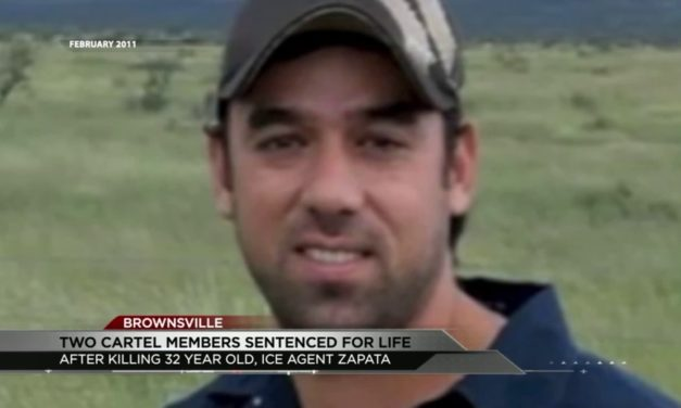 Murderer's get life in prison for Killing an ICE Agent
