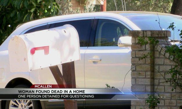 Woman Found Dead in McAllen Home