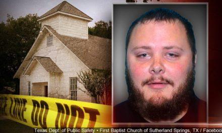 Texas church gunman 'seemed miserable' as a security guard last week