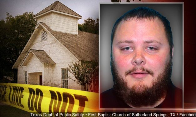 Texas church gunman 'seemed miserable' as a security guard last week