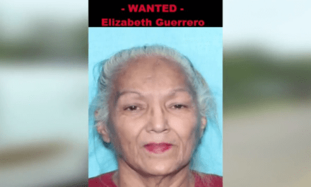 Sheriff's Dept. Releases Photo of Grandmother Wanted for Murder