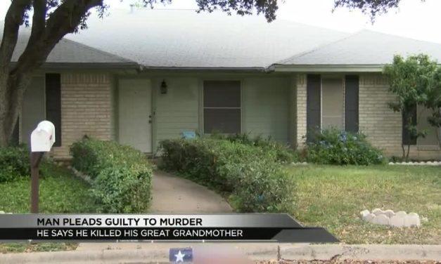McAllen Man Pleads Guilty To Killing Great Grandmother