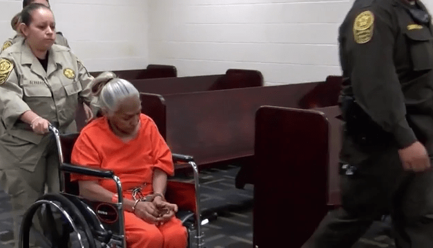 Grandmother accused of killing son-in-law charged