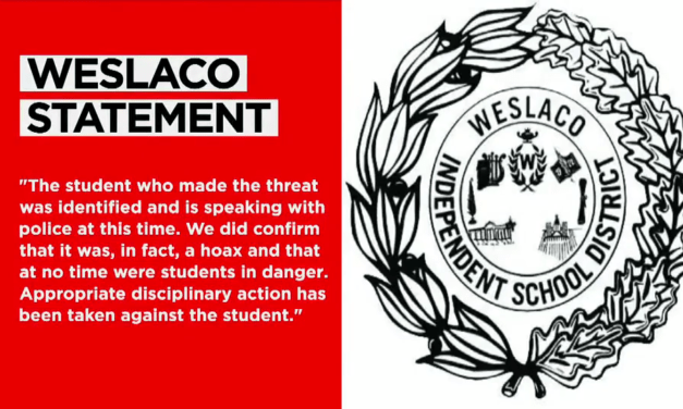 School shooting hoax in Weslaco lands a student in hot water