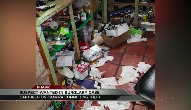 Burglar wanted for breaking into a restaurant and drinking all the beer